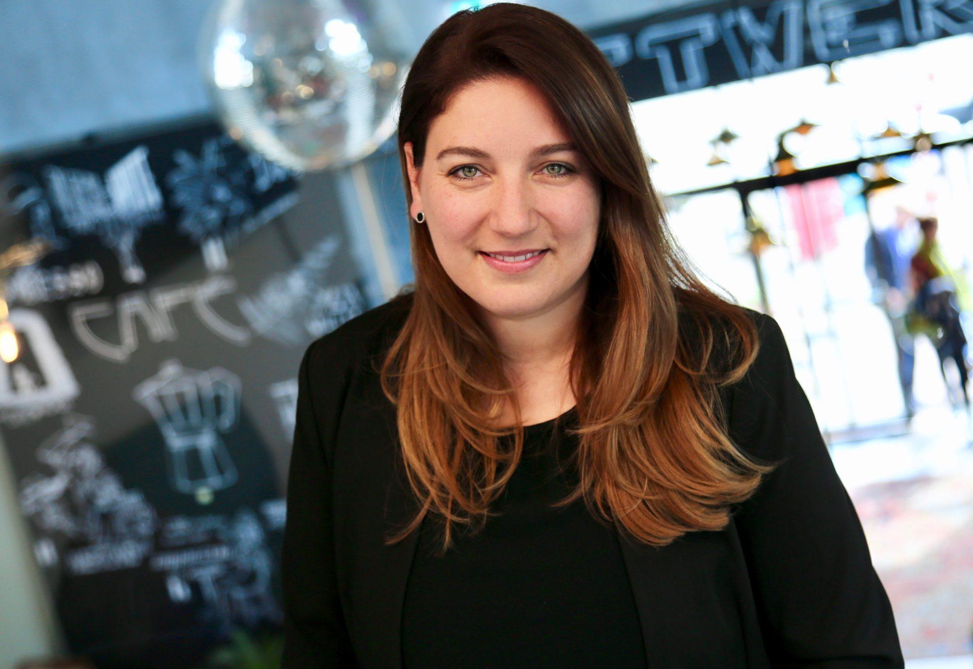 Katka Letzing. Mitbegründerin und CEO von Kickstart Innovation